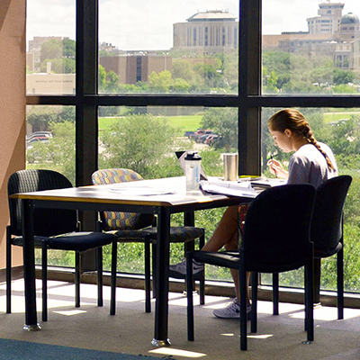 Study Spaces - Texas A&M University Libraries